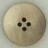 Ref002666 Botón Redondo en colores beige y marron
