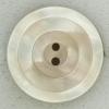 Ref002671 Botón Redondo en colores gris y blanco y marfil