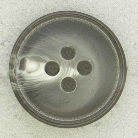 Ref002673 Botón Redondo en color gris