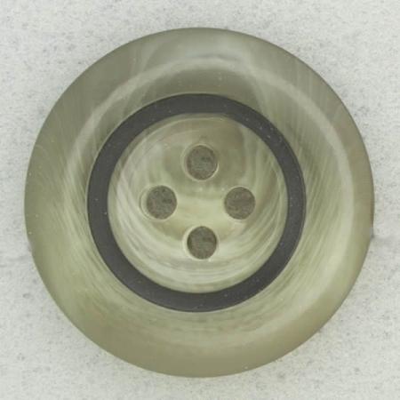 Ref002678 Botón Redondo en colores gris y verde