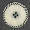 Ref002684 Botón Redondo en color beige