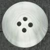 Ref002693 Botón Redondo en colores gris y  blanco
