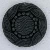 Ref000014 Botón Redondo en color negro
