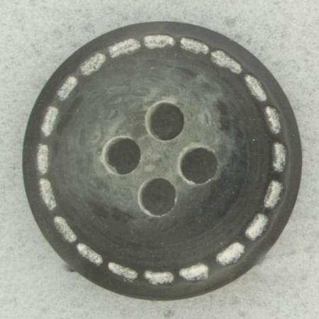 Ref002724 Botón Redondo en color gris