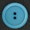 Ref002798 Botón Redondo en colores azul y  turquesa