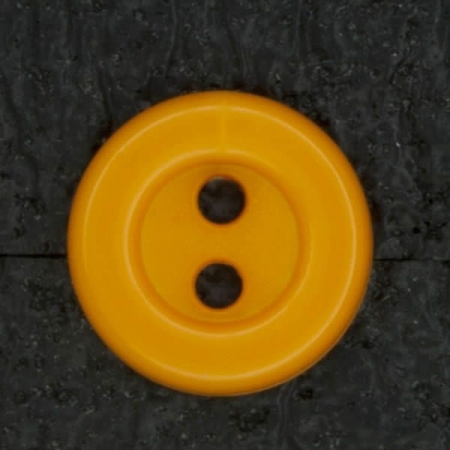 Ref002827 Botón Redondo en color naranja