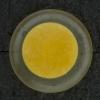 Ref002830 Botón Redondo en colores amarillo y naranja y transparente