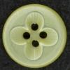 Ref002847 Botón Redondo en color amarillo