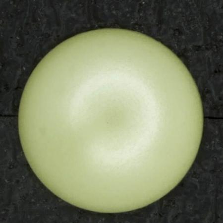 Ref002855 Botón Redondo en color amarillo