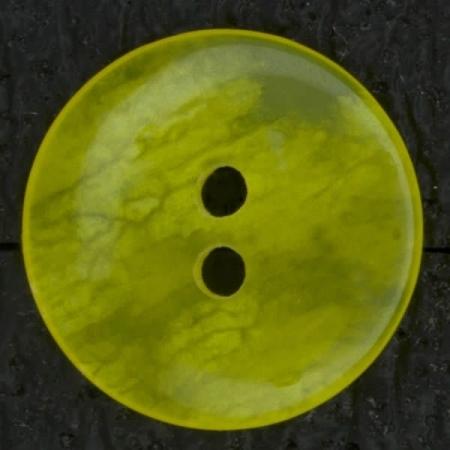 Ref002859 Botón Redondo en color amarillo
