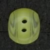 Ref002876 Botón Ovalado en color amarillo