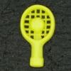 Ref002905 Botón formas en color amarillo