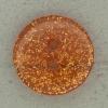 Ref002913 Botón Redondo en colores naranja y rojo