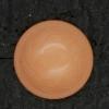 Ref002926 Botón Redondo en colores salmon y naranja