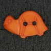 Ref002958 Botón Formas en color naranja