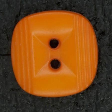 Ref002960 Botón Cuadrado en color naranja