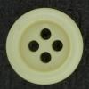 Ref002969 Botón Redondo en colores beige y amarillo