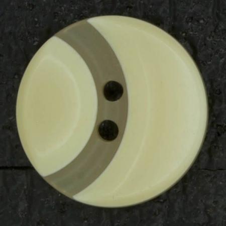 Ref002987 Botón Redondo en color beige