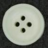 Ref003031 Botón Redondo en color blanco