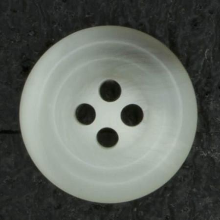Ref003058 Botón Redondo en colores blanco y  gris