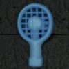 Ref003075 Botón Formas en colores azul y  celeste