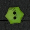 Ref003111 Botón Estrella, Flor en color verde