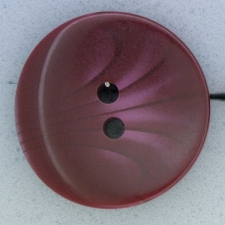 Ref000320 Botón Redondo en colores rosa y  burdeos y  morado