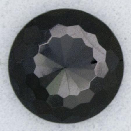 Ref000034 Botón Redondo en color negro