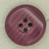 Ref000328 Botón Redondo en colores morado y  burdeo